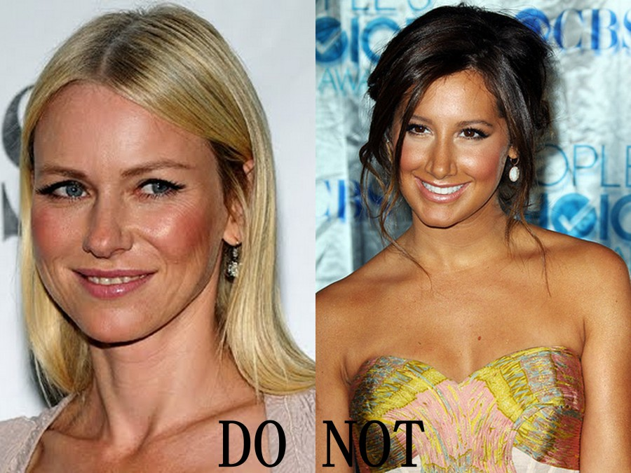 bronzer-gone-wrong